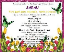 SARAU NO CEIER 2011