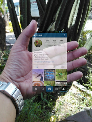 Instagram nanang efendi