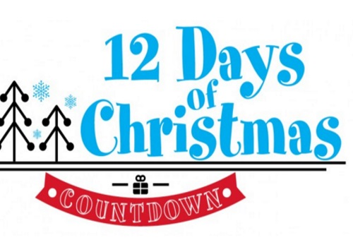 Walmart 12 Days of Christmas Giveaway