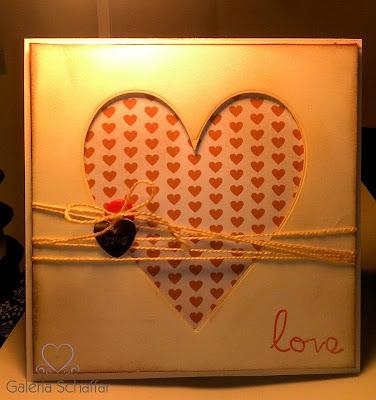 Miłość ponad wszystko. A jak miłość, to i serca. Tutaj: w wydaniu maxi i mini. galeria schaffar