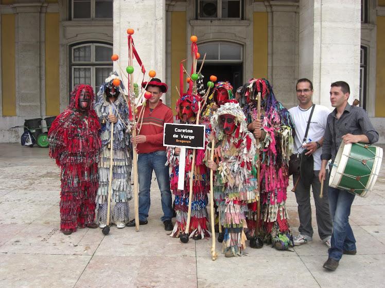 Desfile Máscara Ibérica - Lisboa