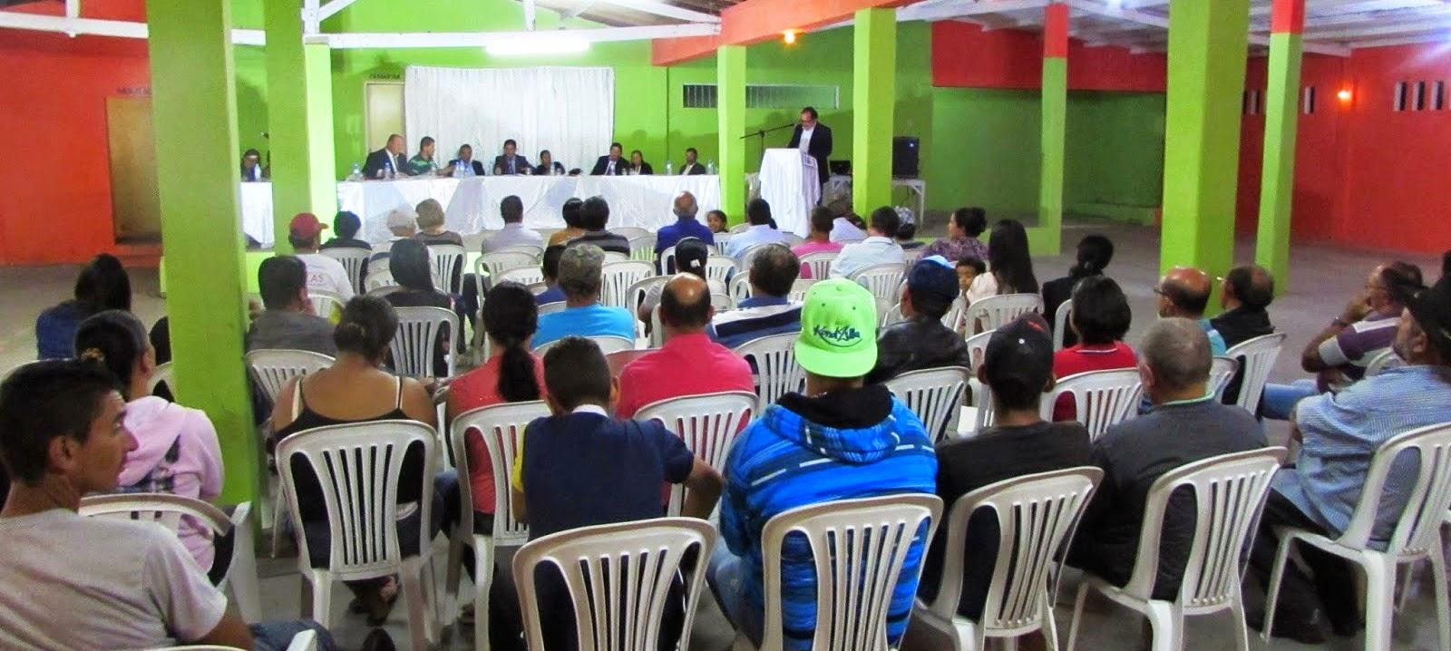 Vereadores de Panelas-PE realizam a primeira reunião Itinerante em Cruzes