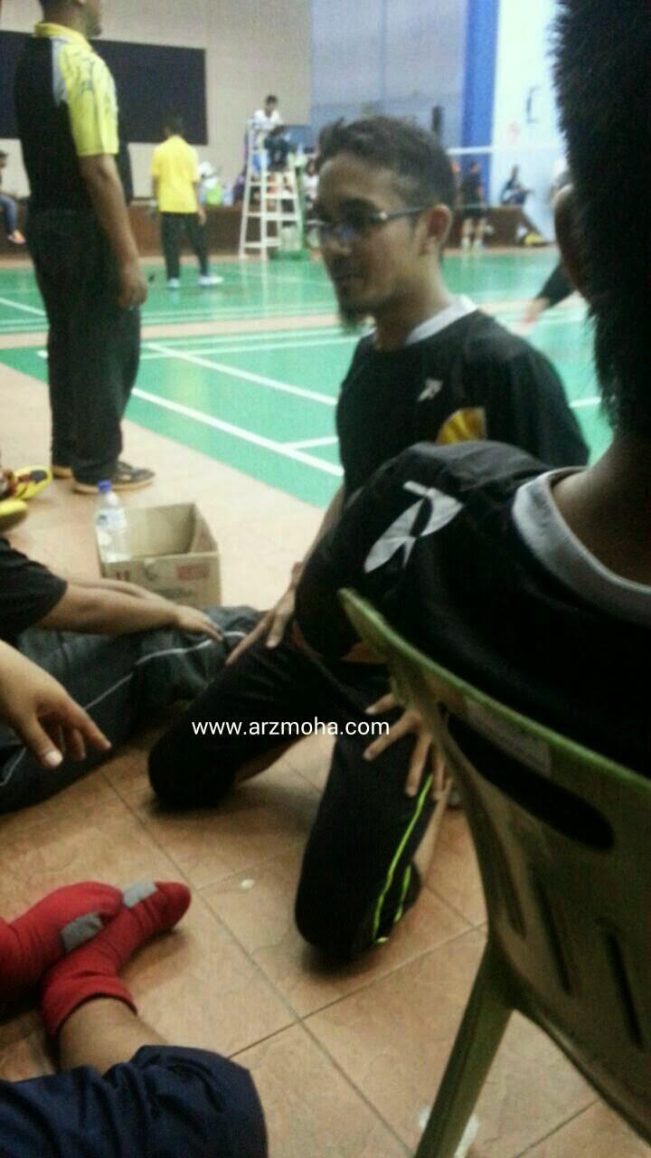 badminton, sebelum permainan, game, sport, fleet,