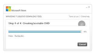 Cara Menginstal Windows  8 dengan Windows 7 DVD Tools