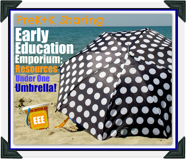 photo of: Early Education Emporium for PreK+K Sharing (Resources Under One Umbrella) 