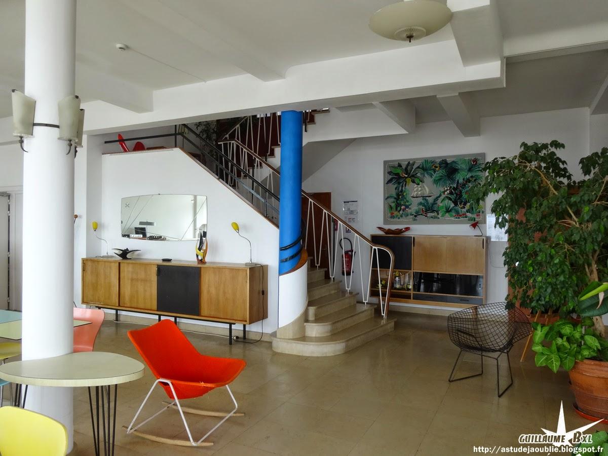 royan hotel le trident thyrs henri zimmer. Black Bedroom Furniture Sets. Home Design Ideas
