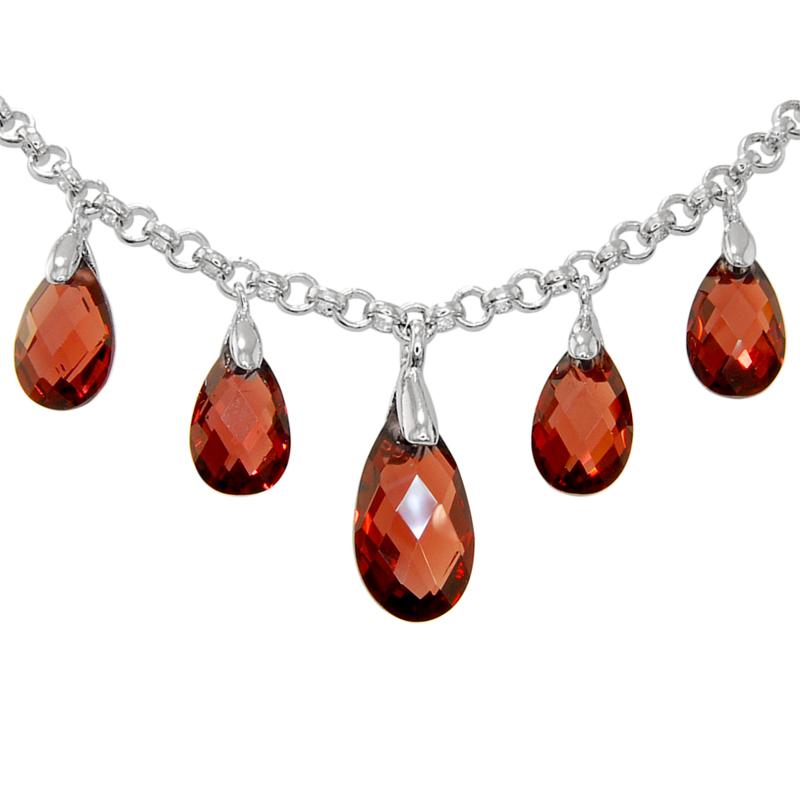 Tallahassee Garnet Jewelry