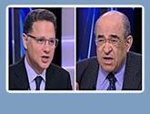 يحدث فى مصر مع شريف عامر و د/مصطفى الفقى 27-4-2015