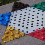 Chinese Checkers Step Stone