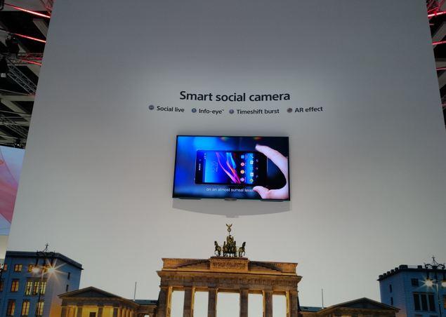 camera Xperia Z1