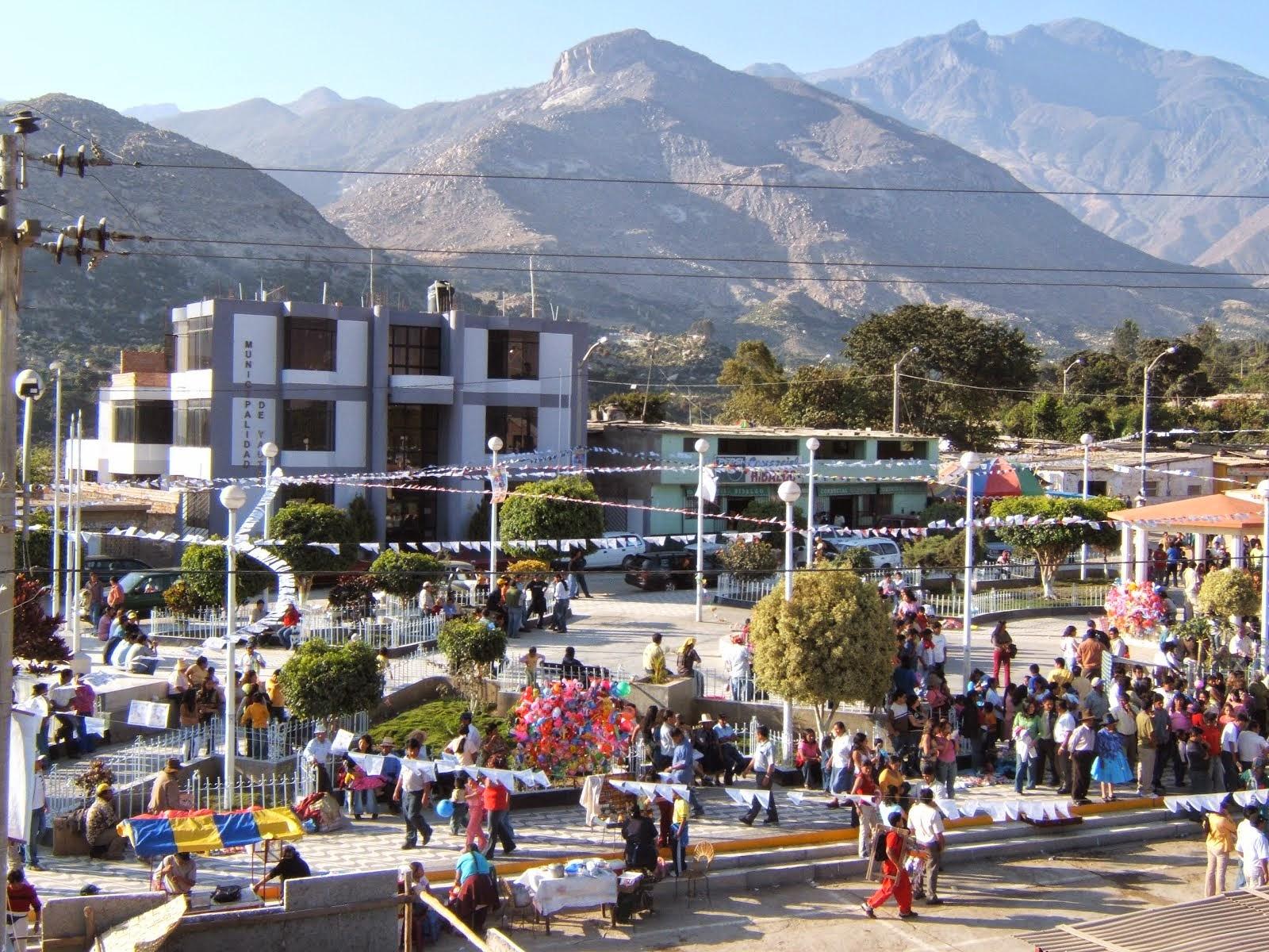 Plaza de Yautan