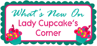 Lady Cupcake's corner