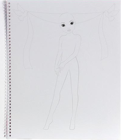 La mode d 39 emploi article n 2 les meilleurs livres qui nous aident dessiner la mode - Top model livre de dessin ...