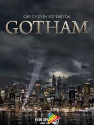 Phim Gotham Thành Phố Tội Lỗi 1