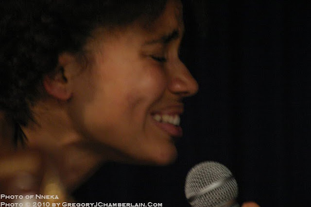 MusicLoad, Nneka, Gregory J. Chamberlain