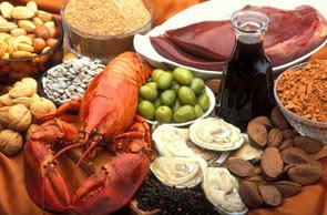 makanan yang mengandung mangan