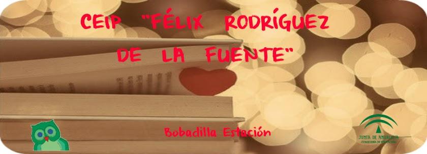 """Biblioteca """"Félix Rodríguez de la Fuente""""  Bobadilla Estación"""