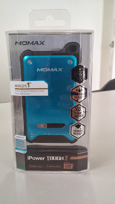 Review: Momax iPower Tough 2, The tough powerbank
