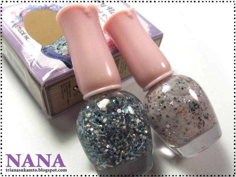 Etude House If Story Nail Kit IV : If The White Witch Melt With Love ...