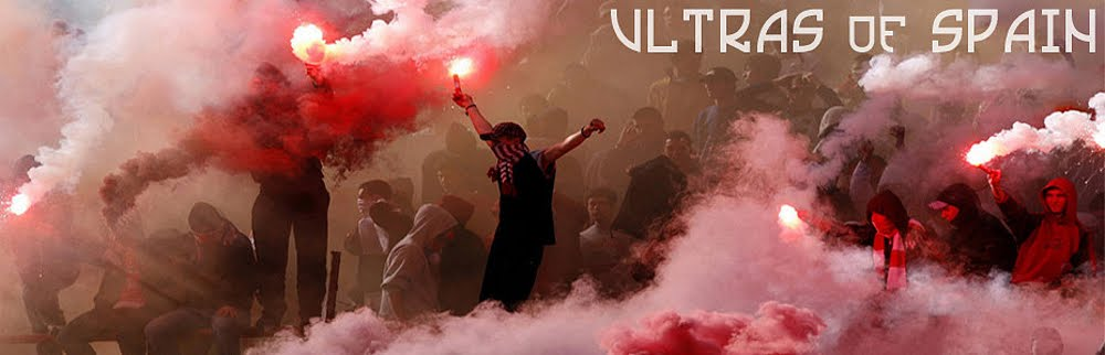 Ultras of Spain