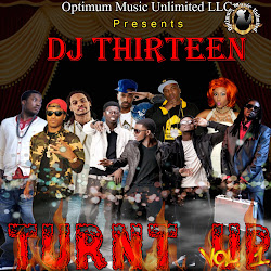 DJ Thirteen - Turnt Up Vol 1