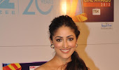 Yami gautham at zee cinema awards