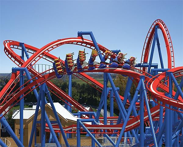 online roller coaster