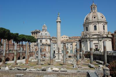 A coluna de Traiano