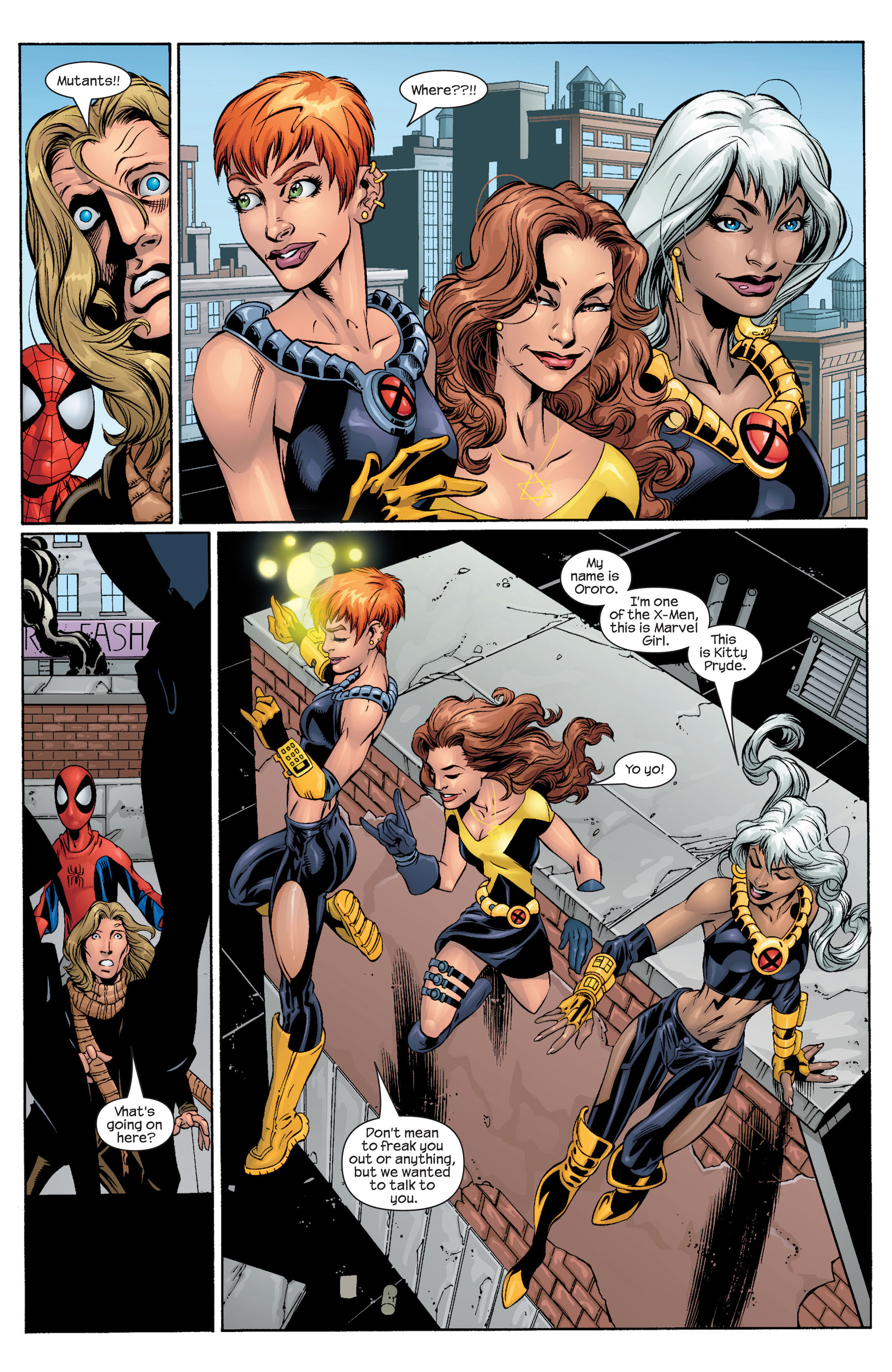 Ultimate Spider-Man (2000) Issue #43 #47 - English 5