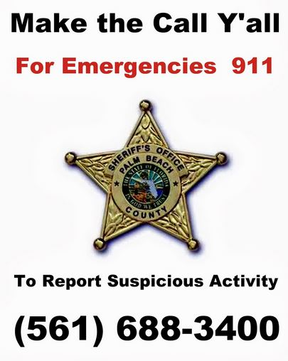 Become a volunteer for PBSO. Click on image: