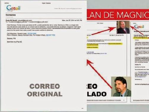 google deja por mentiroso al gobierno de Maduro