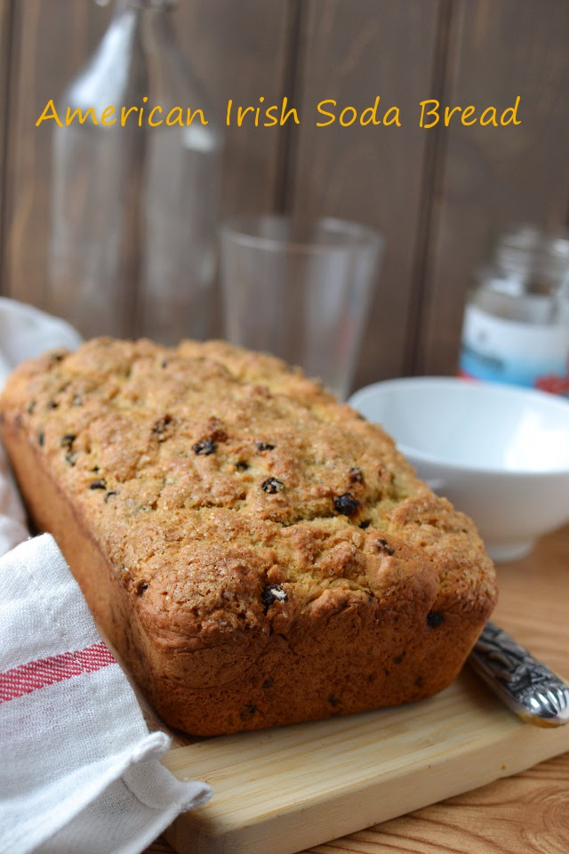 American Style Irish Soda Bread
