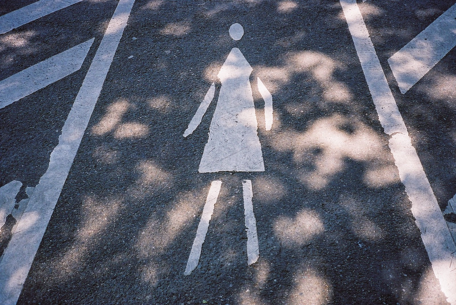 PICTOGRAMS, PEDESTRIAN CROSSINGS, GENDERED SIGNS, FEMALE PICTOGRAM, BERLIN, GERMANY, 2015 GENERAL ELECTION © VAC 100 DAYS 4 MILLION CONVERSATIONS