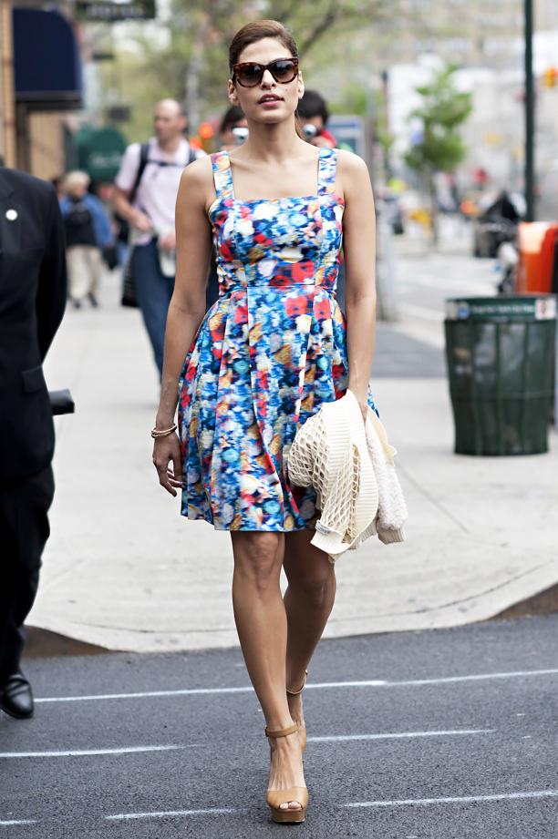 Eva Mendes Street Style Street Style Eva Mendes Style 1jpg