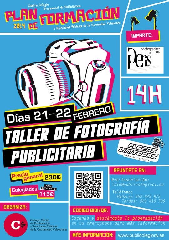 Taller de Fotografía Profesional - Eduardo Peris