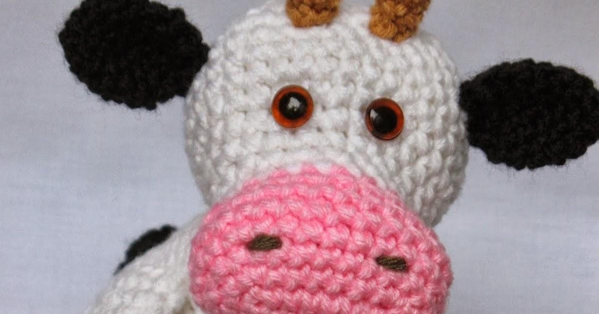 Amigurumi Vaca : Amigurumis cosas lindas margarita vaca amigurumi