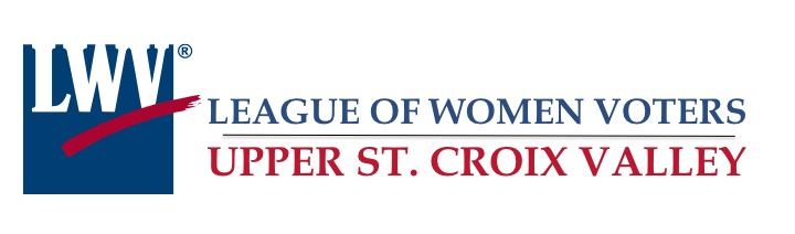 League of Women Voters Upper St Croix Valley