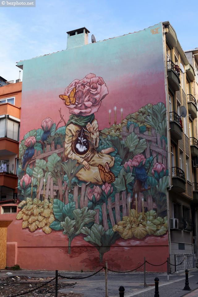 Mural Istanbul festival