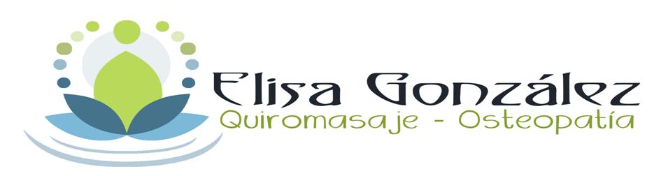 Quiromasaje-Osteopatía Elisa González