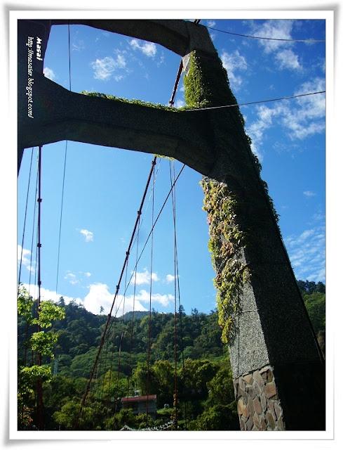 谷關風景區-捎來步道-捎來吊橋