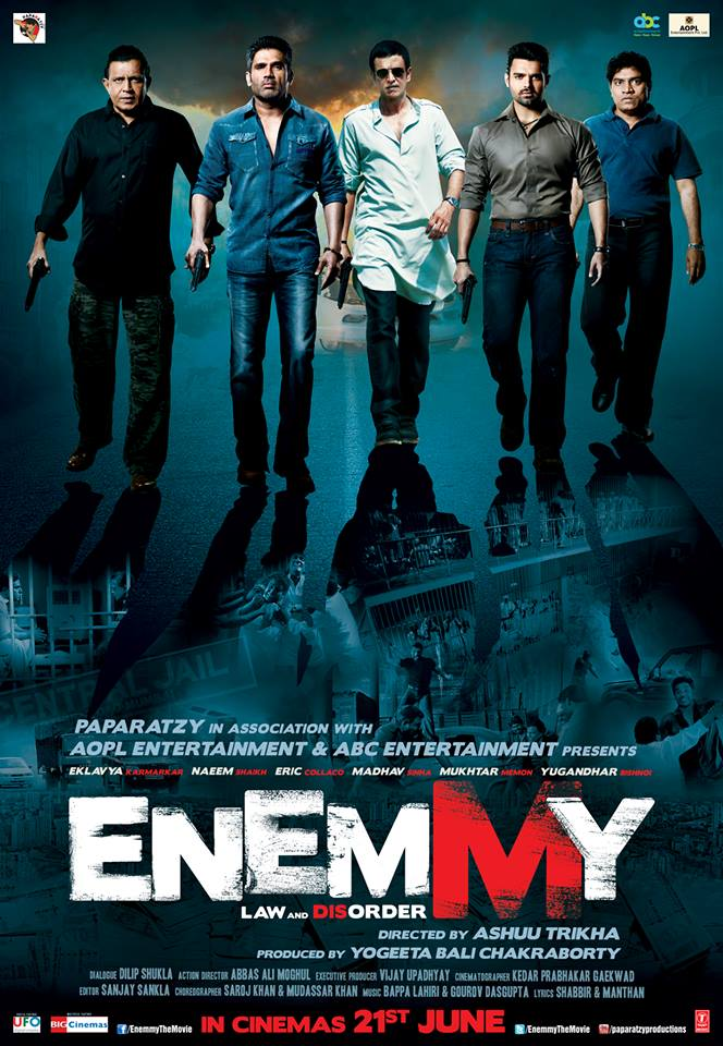 Enemmy First Look Poster
