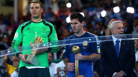 Pemain Terbaik Piala Dunia FIFA 2014