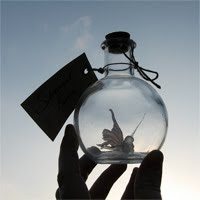Silvermist Faerie Bottle