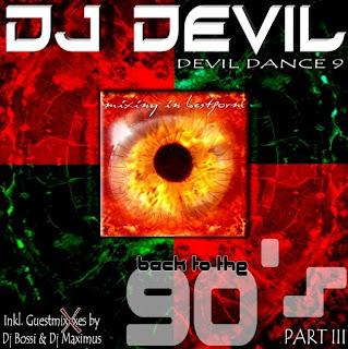 Dj Devil - Devil Dance 9 - The Final Mix