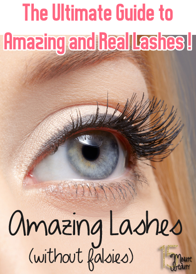 The Ultimate Guide to Amazing and Real Lashes!
