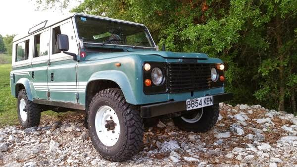 1984 Land Rover 110 Defender For Sale 4x4 Cars