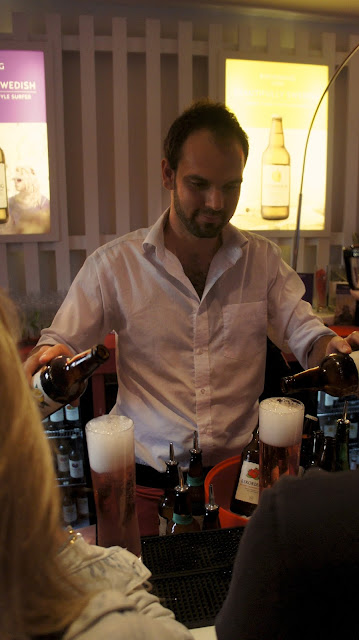 We The Food Snobs celebrate all things cider at Rekorderlig Midsummer House