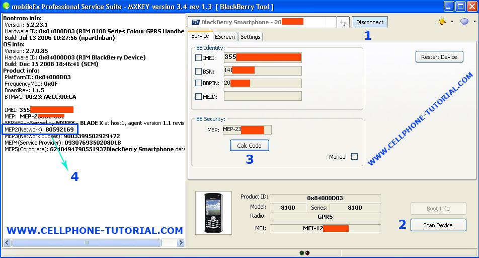 How to Unlock Blackberry  ? |