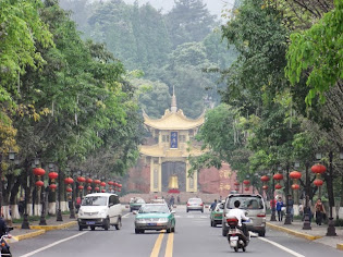 China - mei 2010