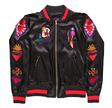 "I Need This: Joyrich x GIZA ""Mexico Vacation"" Stadium Jumper in Black"